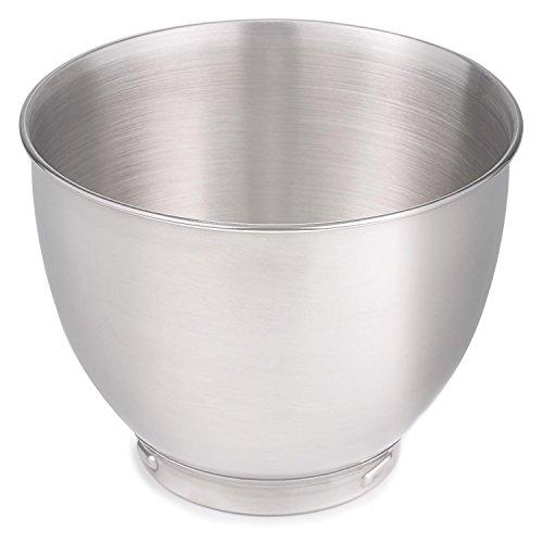 Klarstein Tk2-Mix8-S Bella Argentea Küchenmaschine 1200W 5 Liter 2021